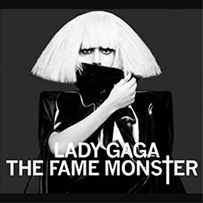 The Fame Monster by Lady Gaga (2009) Audio CD