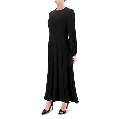 Anonyme | Vestido Vestido de Tina Negra | Any_P129FD144_Black - M: Ropa y accesorios
