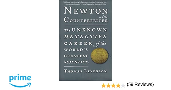 Amazon.com: Newton and the Counterfeiter: The Unknown Detective ...