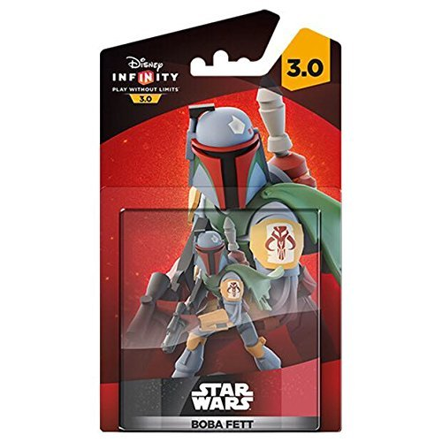 Disney Infinity 3.0 Edition: Star Wars Boba Fett Figure (The Best Disney Characters)