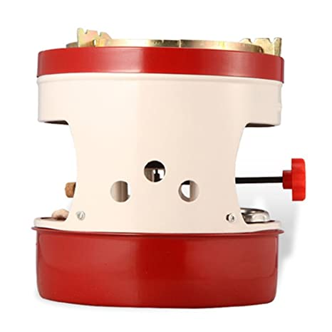 Yan redondo -2608 [fabricantes] Advanced Estufa de queroseno de fuente de camping estufa