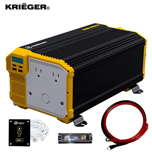 Krieger 4000 Watts Power