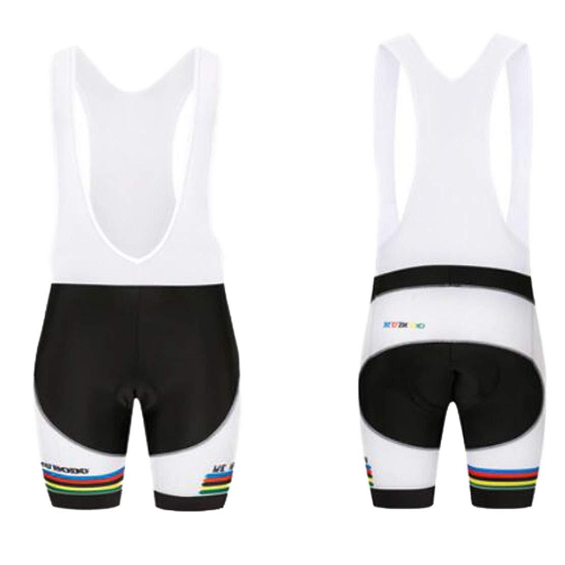 YSYFZ Hombres Traje de Jersey para Deportes al Aire Libre Ropa Deportiva para Ciclismo Jersey de Manga Corta Pantalones Cortos Transpirables y de Secado r/ápido Primavera//Verano//Oto/ño