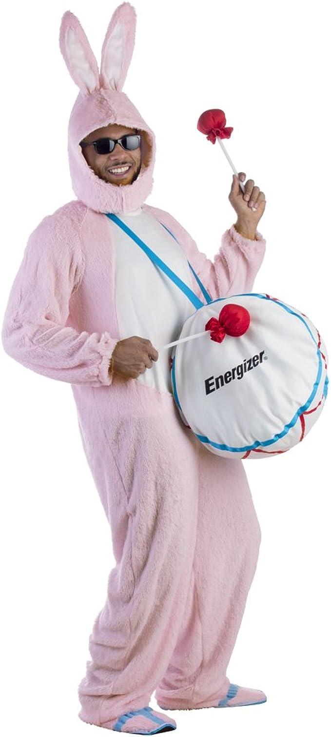 Dress Up America Energizer Bunny Mascot Costume