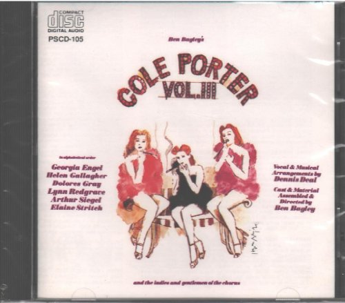 Ben Bagley's Cole Porter Revisited, Vol. 3 by Painted Smiles