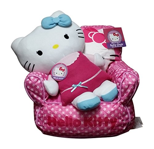 Hello Kitty Gift Set For Toddlers Includes Hello Kitty Bean Bag