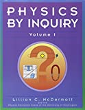 Physics by Inquiry : An Introduction to Physics and the Physical Sciences, McDermott, Lillian C. and Physics Education Group Staff, 0471548707