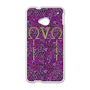 Drake Ovo Owl For HTC One M7 Csae protection Case DHQ616585