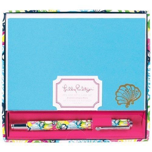 lilly-pulitzer-pen-and-notecard-set-chiquita-bonita