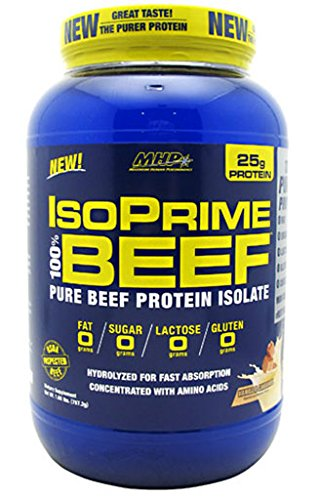IsoPrime Beef Protein By MHP, ...
