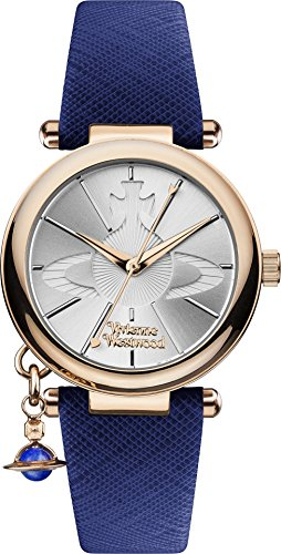 Vivienne Westwood Ladies Orb Pop Watch VV006RSBL