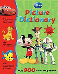 Disney My Picture Dictionary