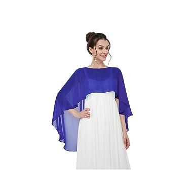 40dab27bdd065 CoCogirls Étole, châle en mousseline, accessoire d habillement, différentes  couleurs, s