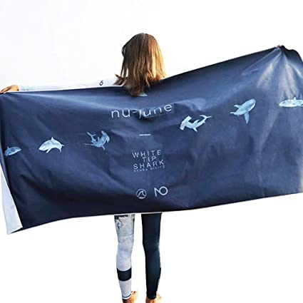 NEW Large Microfibre Beach Bath Towel Sports Travel Camping Swimming Lightweight
