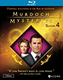 MURDOCH MYSTERIES, SEASON FOUR (BLU-RAY)