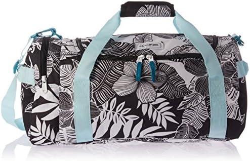 Dakine - EQ Duffle Bag - U-Shaped Opening - Removable Shoulder Strap -  External End Pocket - 23L d35fbd7f597f3