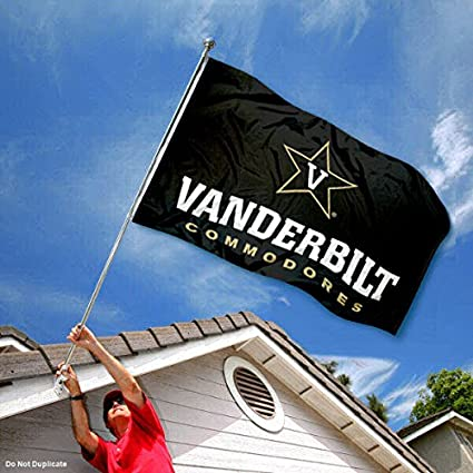 College Flags /& Banners Co Vanderbilt Commodores World Series Champs Flag