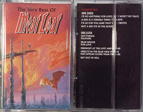 The Very Best Of Meat Loaf (The Best Of Meatloaf)