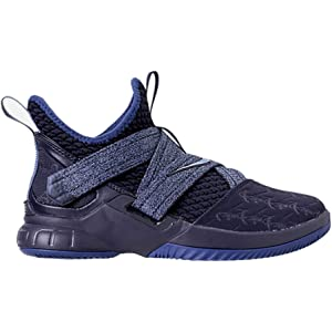 reputable site f1260 8ac1b NIKE Kids  Grade School Lebron Soldier XII Basketball Shoes