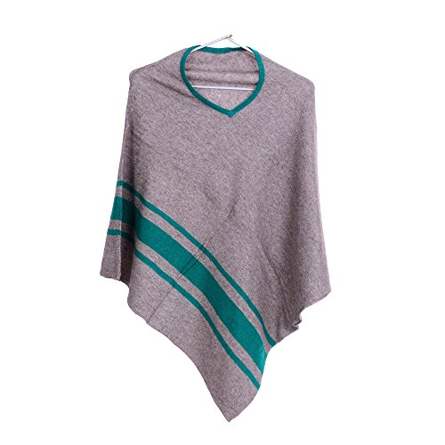 Cashmina House High Grade Cashmere Poncho | Luxurious, Softest & Warmest Poncho! hot sale