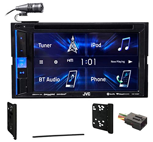JVC DVD Player w/Bluetooth/USB/iPhone/Android For 1999-04 Ford F-250/350/450/550