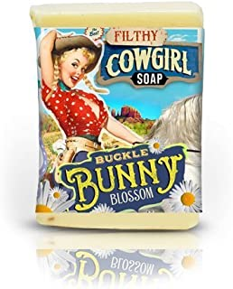 product image for Filthy Cowgirl Buckle Bunny Blossom Handmade Soap