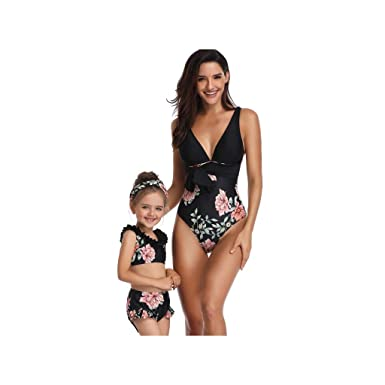Traje de baño Dos Piezas Bikinis Ropa Padre Hijo POLP Bikini ...