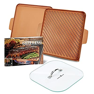 Copper Chef 12 Inch Grill and Griddle