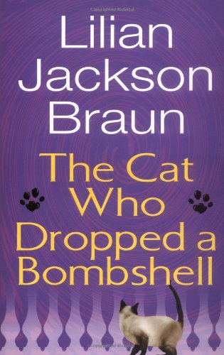 book cover of The Cat Who Dropped a Bombshell