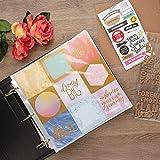 Samsill 100pk 12x12 Scrapbook Refill Page