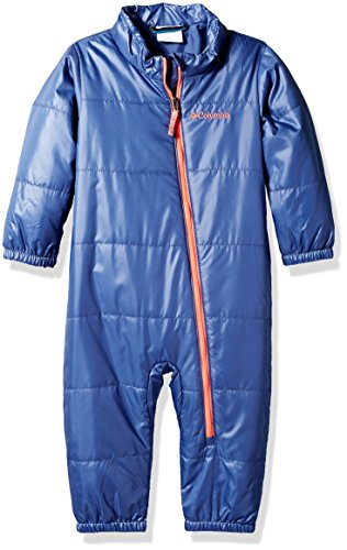 5f604fe01d22 Rugged Bear Baby Boys Robot Snowsuit and Coat Two-Piece Set Grey ...