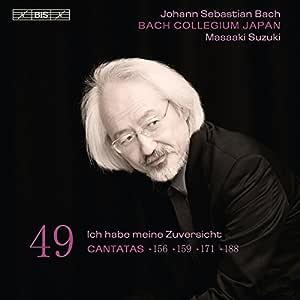 Bach: Cantatas, Vol. 49, BWV 156, 159, 171, 188