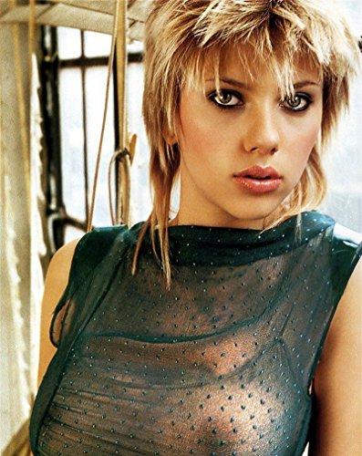 Scarlett Johansson Poster - 7