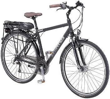 Stratos 1987 - Bicicleta eléctrica para Hombre, Talla XL (185-195 cm)