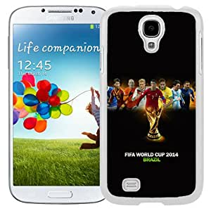 World Cup Stars (2) Durable High Quality Samsung Galaxy S4 I9500 Case