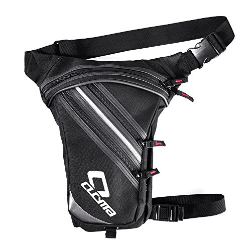 Fansport Travel Leg Bag Drop Bag Fashionable Multi-Purpose Outdoor Sport Waist Bag Men Leg Pouch