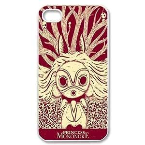 Princess Mononoke CUSTOM Cover Case for iPhone 4,4S LMc-45810 at LaiMc