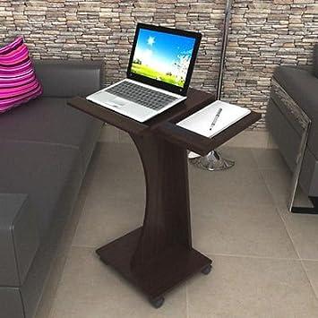 Generic NV _ 1008003921 _ qyus483921 escritorio mesa estante carrito C portátil para ordenador portátil funda