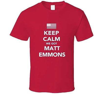 bb0b78178ecfc Matt Emmons Keep Calm Team USa 2016 Olympics Shooting T Shirt ...