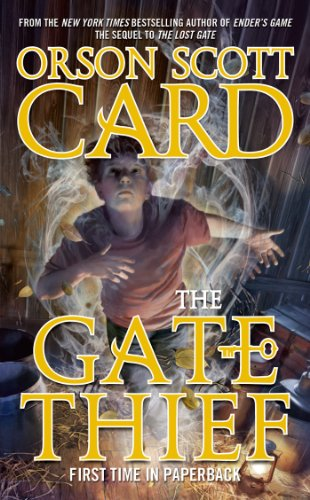 book cover of The Gate Thief