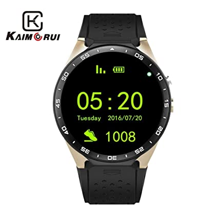 Amazon.com: Kaimorui Smart Watch Android 5.1 Bluetooth ...