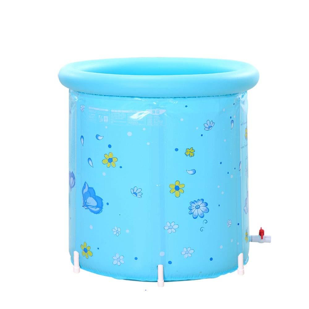 ZSLLO Inflatable Bathtub Oversized Adult Folding Bath Tub Bath Tub Adult Tub Tub