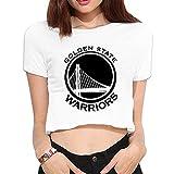 Golden State Warriors Short Sleeve Women's Shirt Fashion