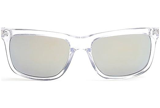 e102b18092 Guess GU6861 C58 26Q (crystal   green mirror) Sunglasses  Amazon.co.uk   Clothing