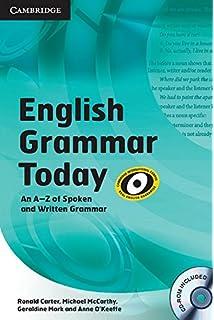 Buy english grammar today workbook book online at low prices in english grammar today book with cd rom and workbook an az of fandeluxe Images