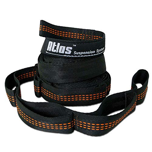 ENO - Eagles Nest Outfitters Atlas Hammock Straps, Suspension ()