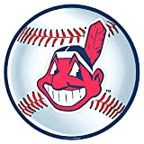 Amscan (Amsdd) Party Laminated Cutouts Decoration, Cleveland Indians, 6 Pieces