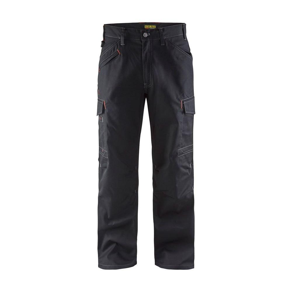 Blaklä der 140318009900C56 Pantalon Cargo Taille C56 Noir Blakläder