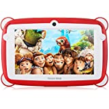 Great Wall K701 Kid Education Tablet 7 inch Android 8.1 IPS Quad-core CPU 1GB 8GB Dual Cam WIFI BT