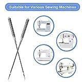 100PCS Sewing Machine Needles, Universal Sewing